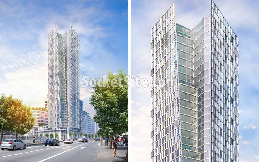 First Peek: 560-Unit Mid-Market Tower Rendered