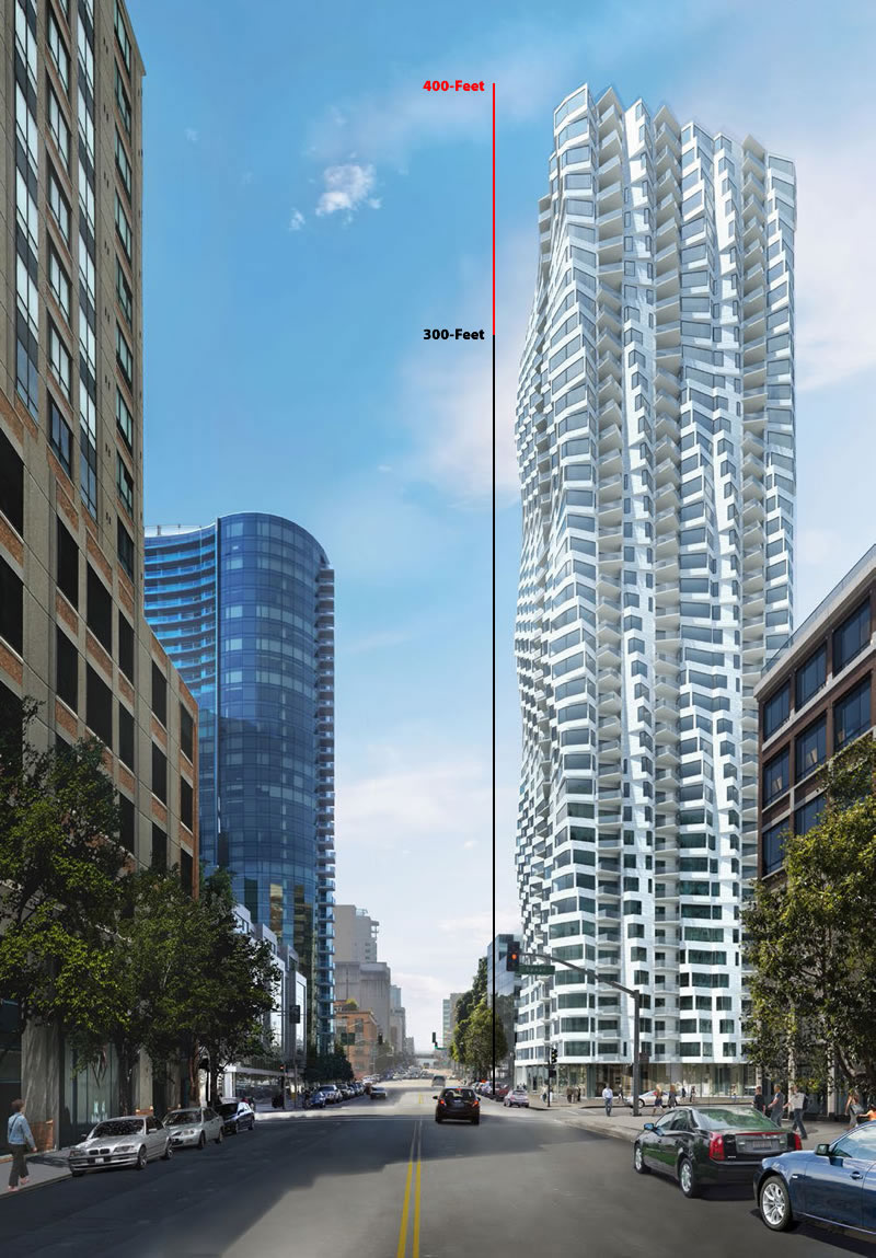 Socketsite Hearing For Twisty Tower S Proposed Height