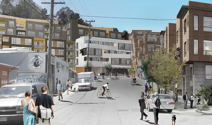 Development to Transform Potrero's East Slope Slated for Big Vote
