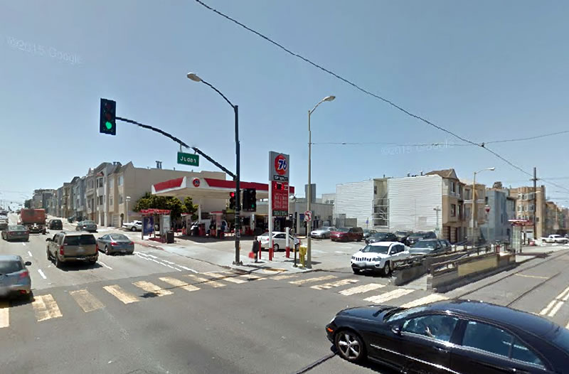Another Gas Station Site Hits the Market