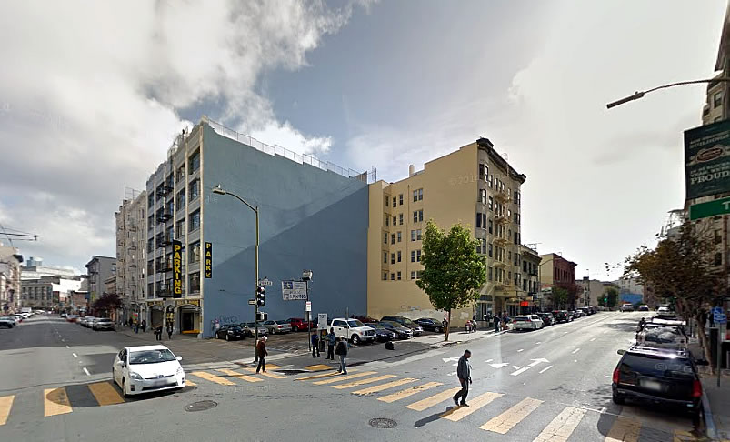 Six Years Later and a Tenderloin Site Sits Undeveloped