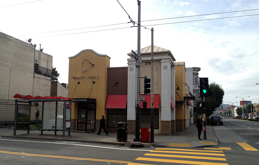 Lombard Street Fixture Shuttered, to Be Razed for Condos to Rise