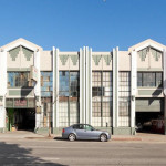 Art Deco Warehouse near Twitter on the Market with Plans