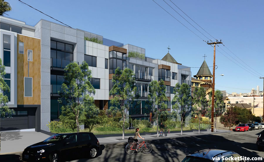 Condos Brewing across from Anchor Slated for Approval