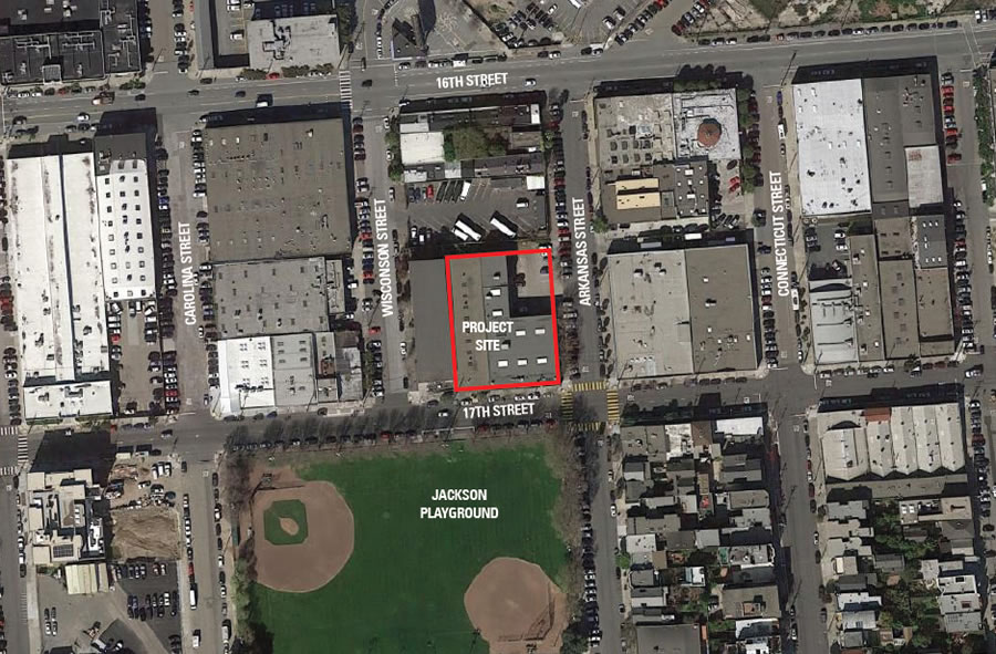 Hearing for Fast-Tracked Potrero Hill Project Set