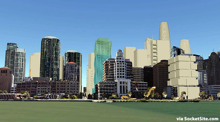 The Future of San Francisco's Skyline
