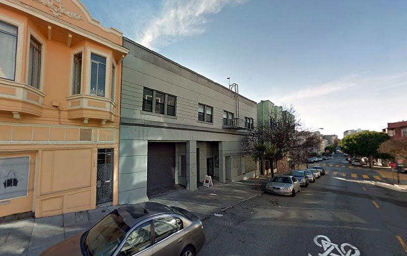 Battle over Building up in Nob Hill