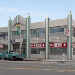 Grand Plans to Redevelop Historic Art Deco Garage Delayed