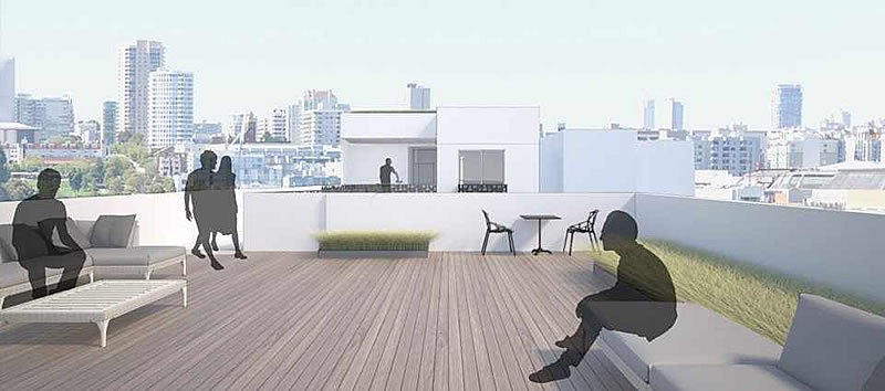 311 Grove Roof Deck