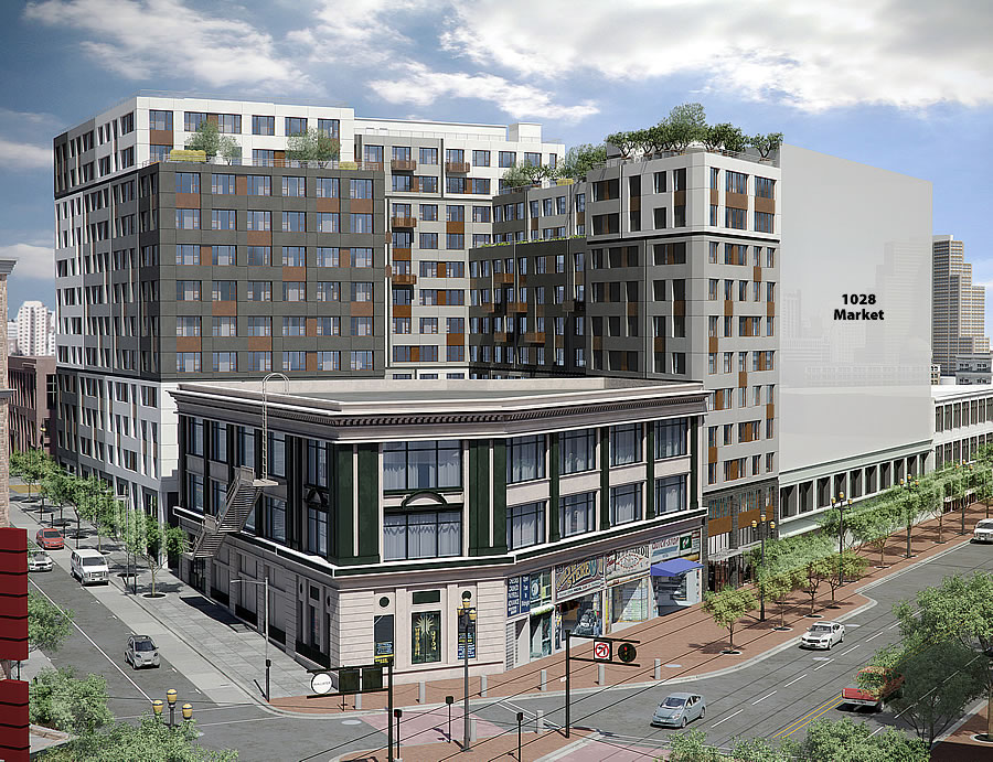 Massive Mid-Market/Tenderloin Development Slated for Approval