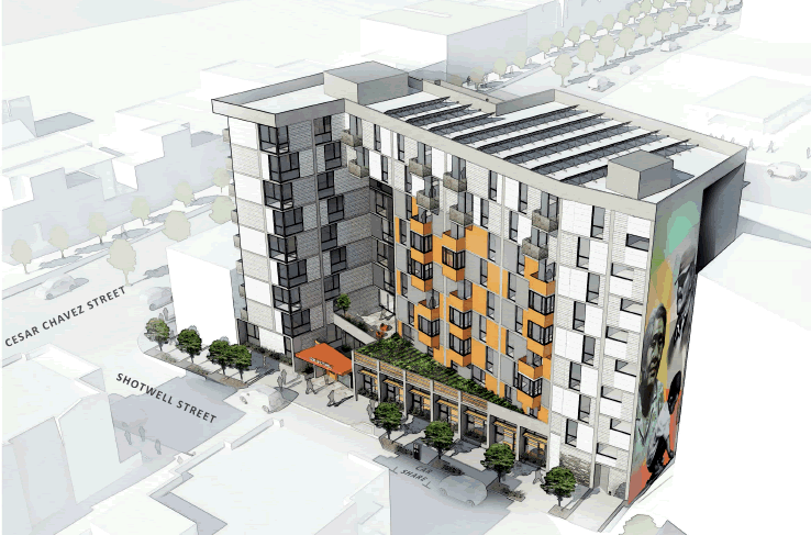 Affordable Mission District Development Remains on the Boards