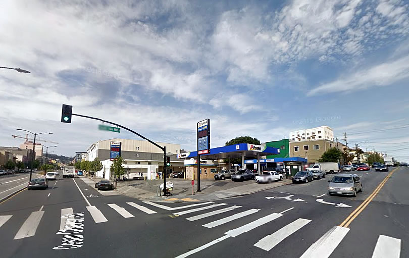 Another Mission District Gas Station Site in Play, But…
