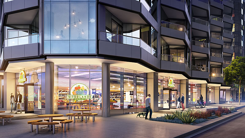 New Transbay District Market Opening Soon