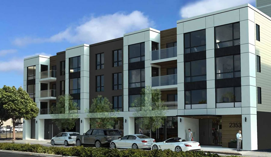 Lombard Street Development Dubbed VELA, Leasing Late Spring