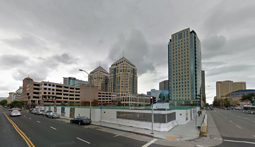 Waylaid Oakland Tower Project Back on Track, Retail Added