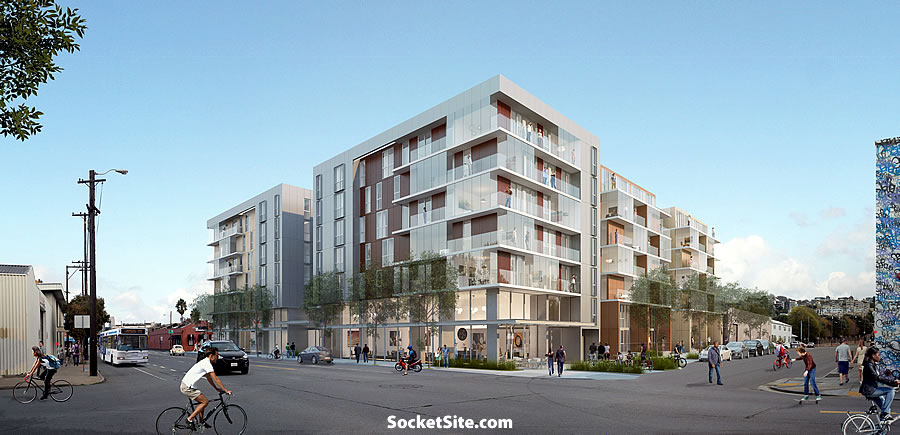 Potrero Hill Site Approved for Big Development Now in Play