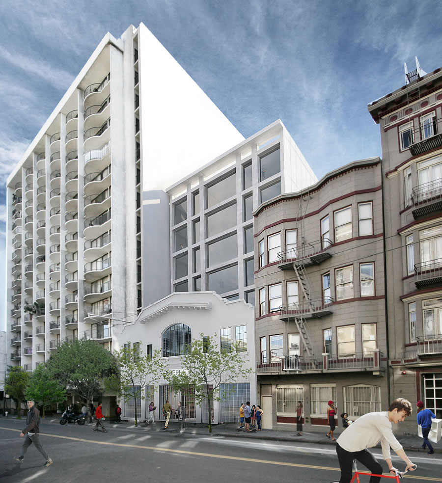 Tenderloin Rising: 28 New Condos and Coffee Closer to Reality