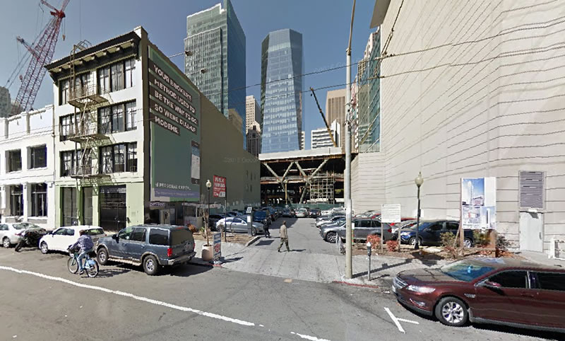 524 Howard Street Site