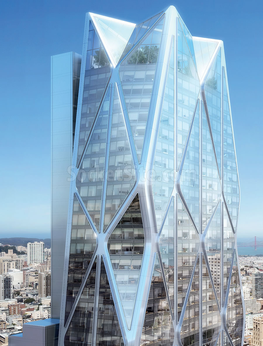 Plans for the Ultimate San Francisco Penthouse