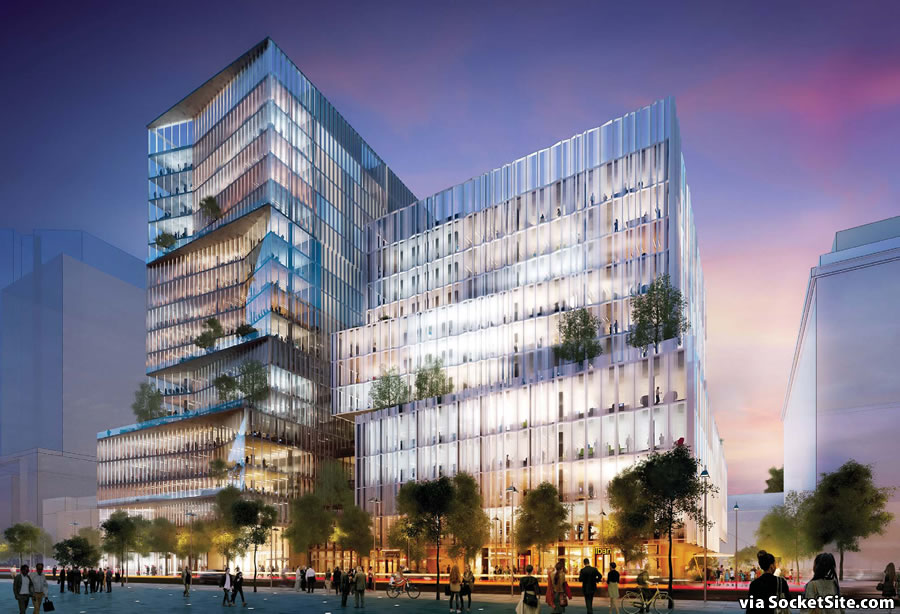 The SoMa Development a Ballot Initiative Aims to Block