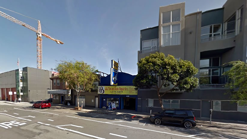 Folsom Street Condo Fare: Plans for 955 Folsom