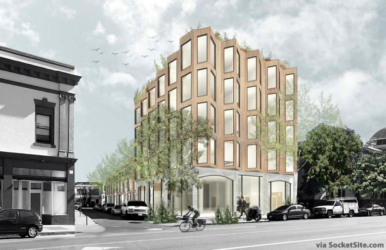 Modern Mission District Project Moving Forward with New Facade