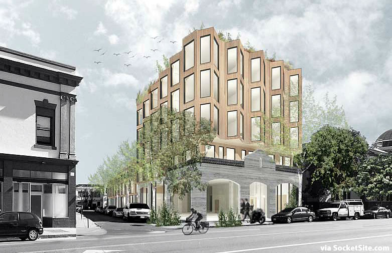 Three Schemes for Hap's Old Mission Haunt and a New Living Alley
