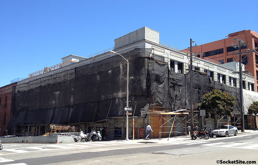 Potential New Tech Space North of Market