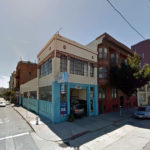 Smog Queen Building on the Market in SoMa