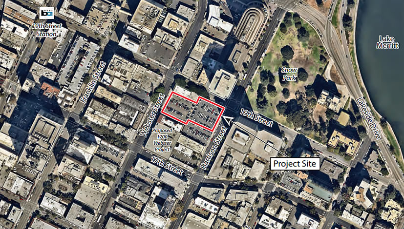 Plans for 224-Unit Downtown Oakland Project Revealed