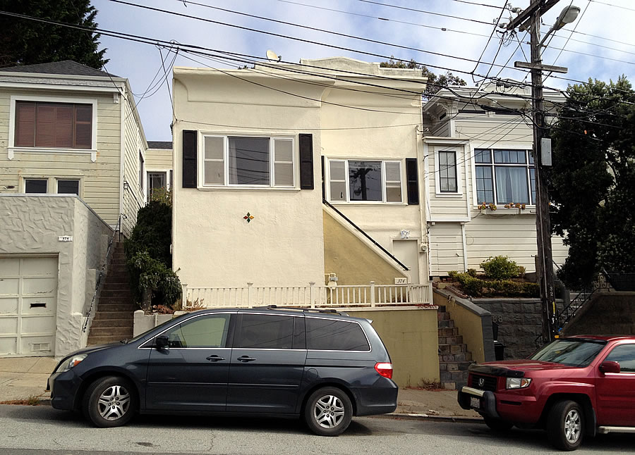 Noe Valley for Under a Million?