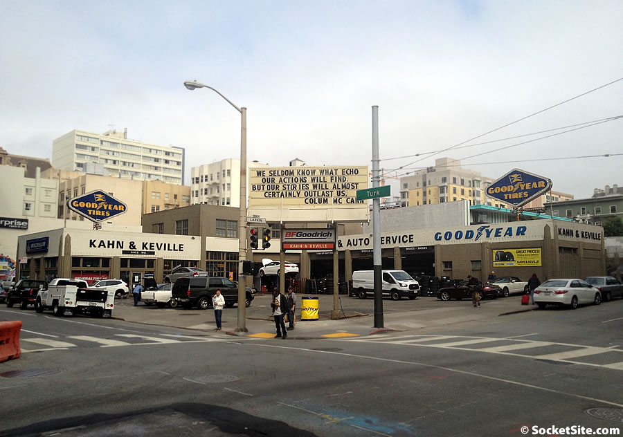 Redevelopment of Iconic Tenderloin Site Positioning to Break Ground