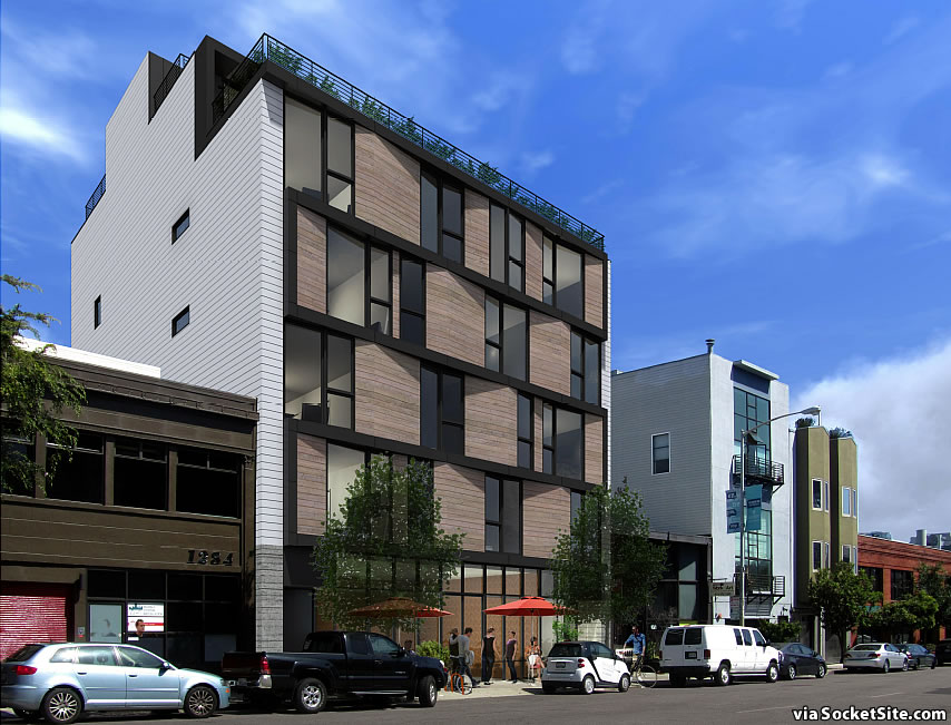 Folsom Street Rising: Six Stories in Western SoMa Closer to Reality
