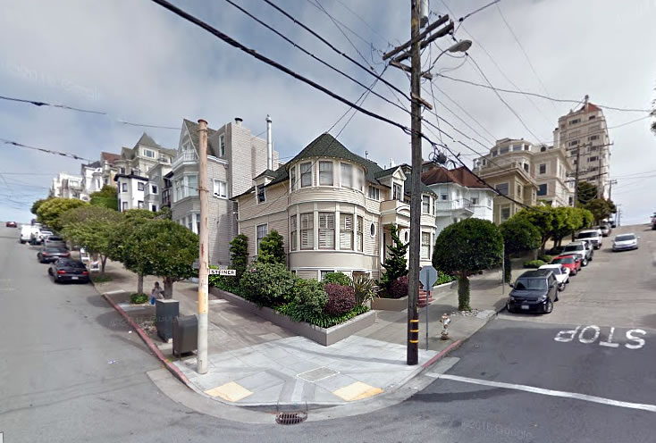 Mrs. Doubtfire House Hitting the Market in Pacific Heights
