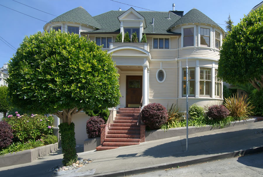 Mrs. Doubtfire House Priced at $4.45 Million, Peek Inside