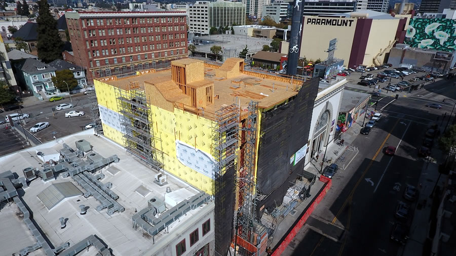 Sale of Oakland Development Forecasts Future Rents