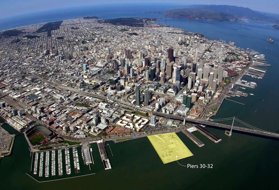 The Likely Fate of San Francisco's Prominent Piers 30-32