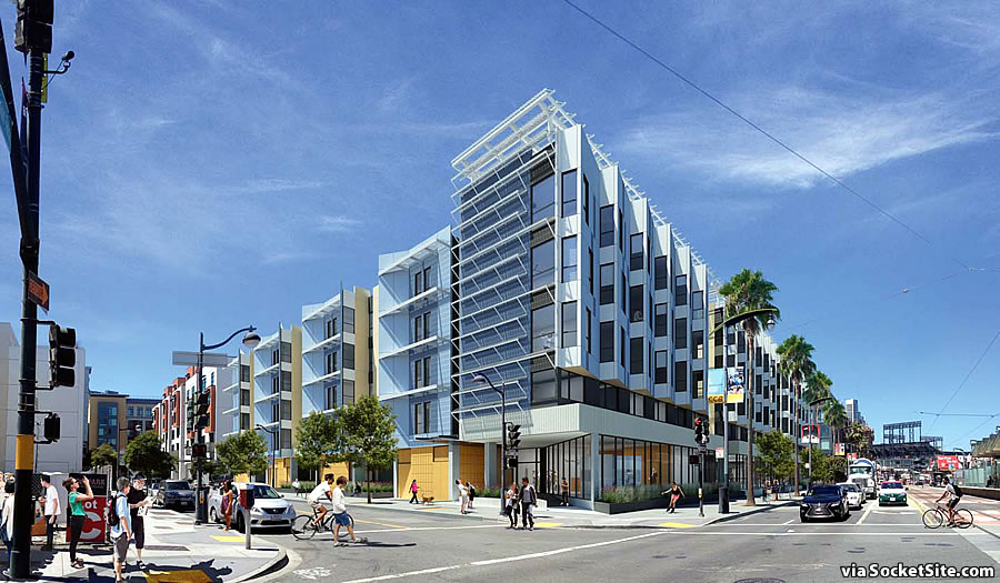 $80M Affordable Development Ready to Rise in Mission Bay