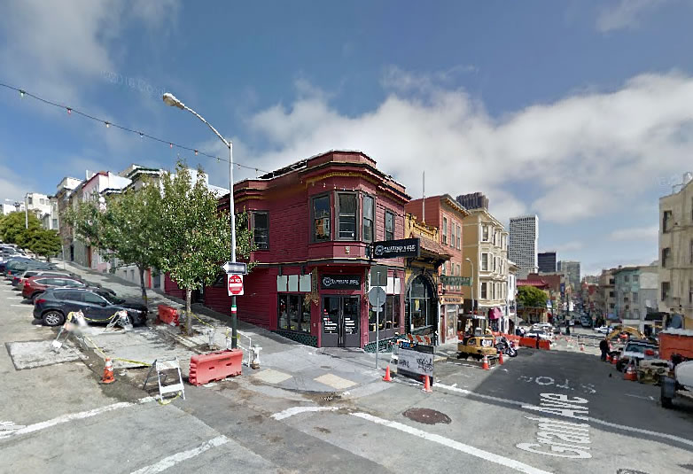 North Beach Restaurant in Play with Plans to Apartmentize
