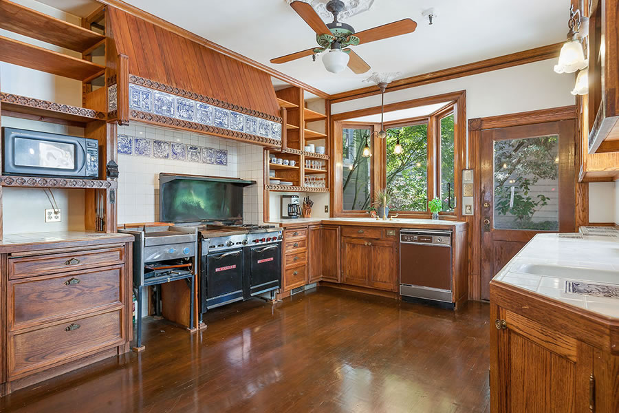 1315 Waller Kitchen