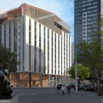 Conservatory of Music Tower Cut down to Size