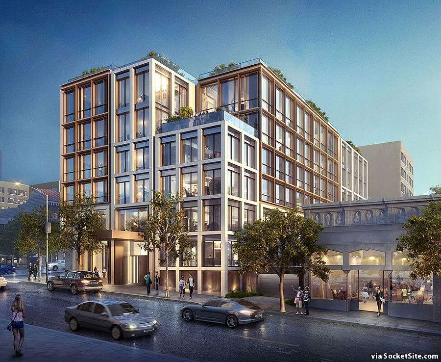 Contemporary Cow Hollow Development Closer to Reality