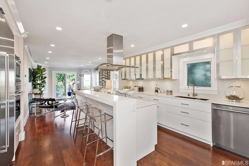 Socketsite lovingly remodeled sold for 3 8m and now - Kitchen appliances san francisco ...