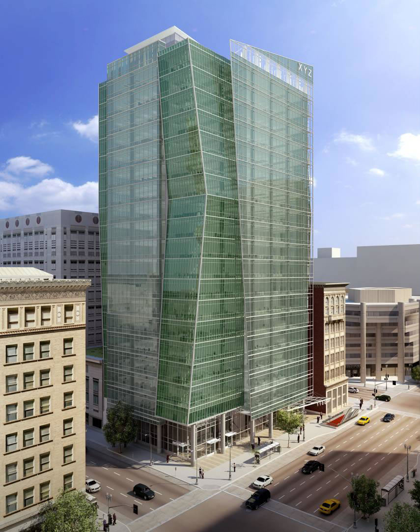 Approved Oakland Tower Waylaid by Lack of Demand