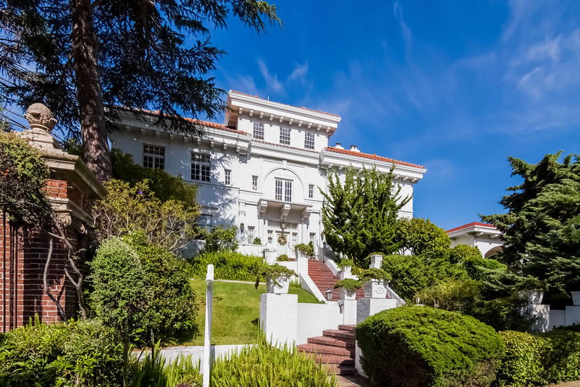 Grand Berkeley Mansion Purchased for $418 per Foot