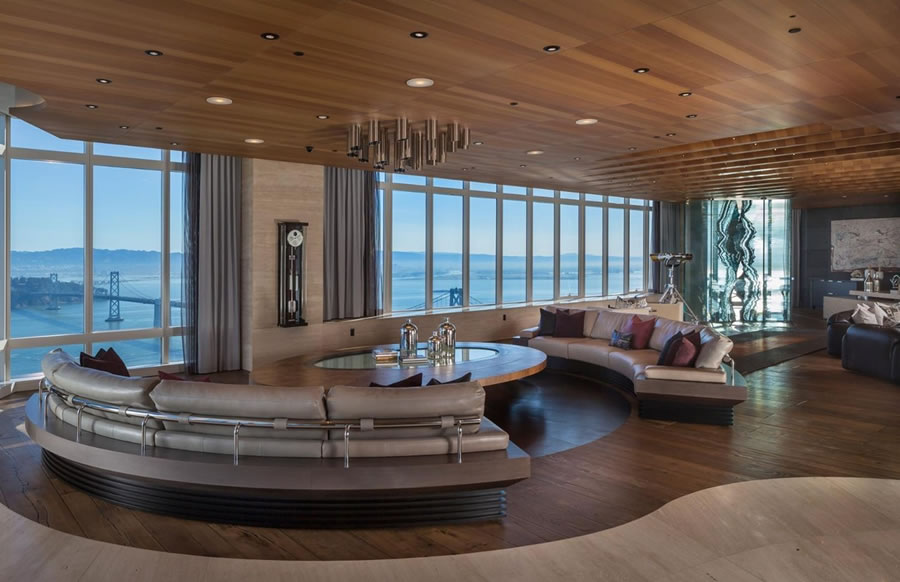 301 Mission Street Grand Penthouse A