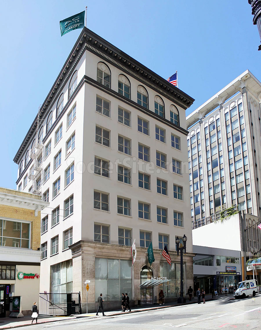 Plans for a New Union Square Hotel Revealed