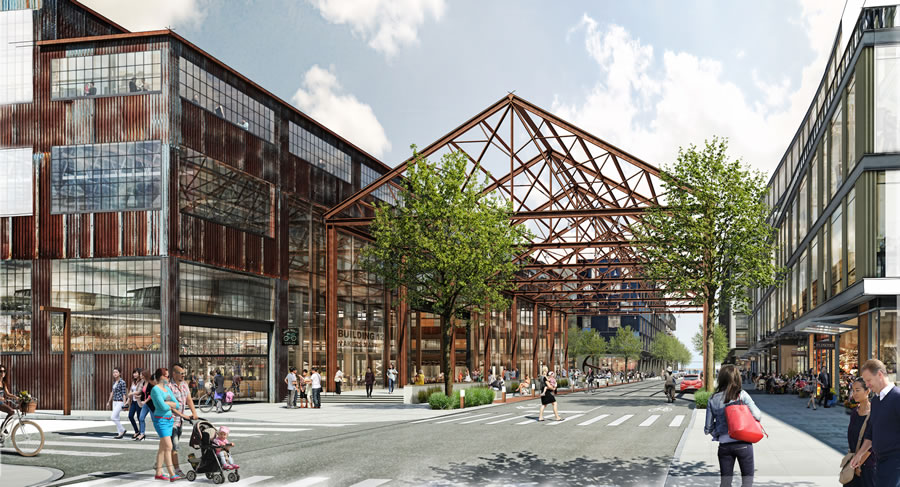 Massive Pier 70 Project Reaches a Major Milestone