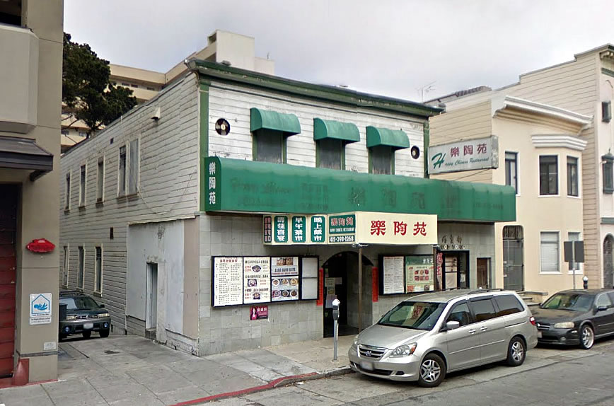 A Happy Ending and More Housing in Chinatown as Proposed