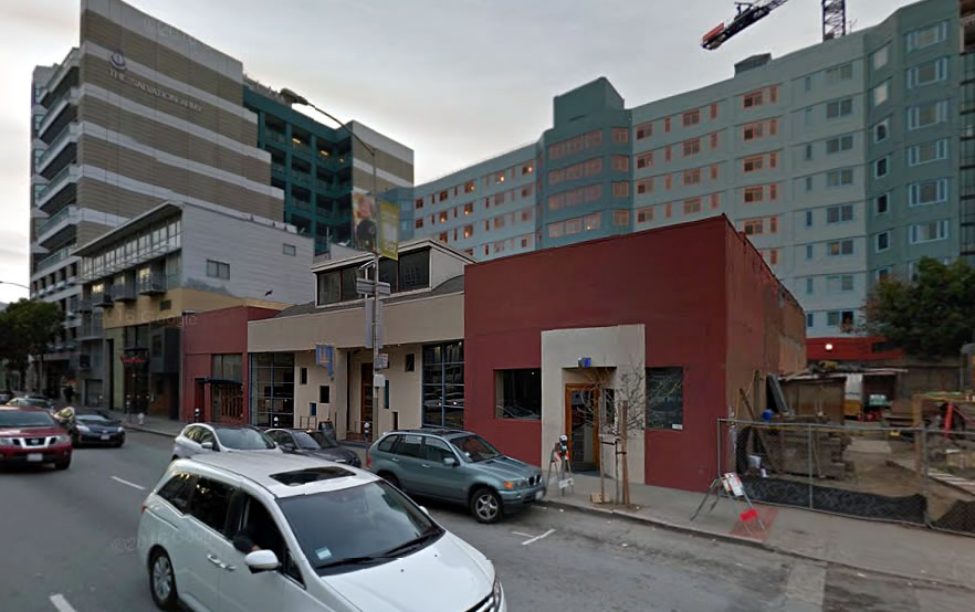 Plans for an 18-Story Hotel to Rise upon Shuttered LuLu's Site
